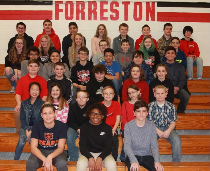 Forrestville Valley CUSD 221 - 2019 FGS & FJHS Spelling Bees