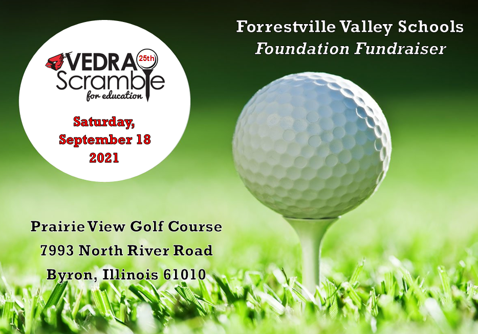Forrestville Valley CUSD 221 - 2019 Vedra Scramble Registration